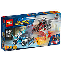 Buy LEGO DC Super Heroes 76098 Speed Force Freeze Pursuit Online at johnlewis.com
