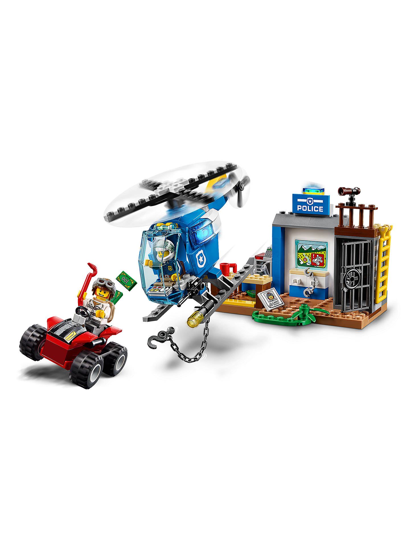 ... BuyLEGO Juniors 10751 Mountain Police Chase Online at johnlewis.com ...
