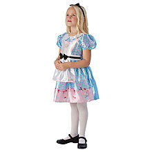 Buy Alice in Wonderland Children's Costume Online at johnlewis.com