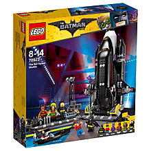 Buy LEGO The LEGO Batman Movie 70923 The Bat-Space Shuttle Online at johnlewis.com