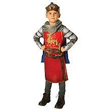 Buy King Arthur Children's Costume Online at johnlewis.com