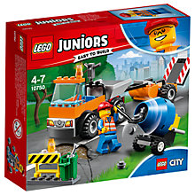 Buy LEGO Juniors 10750 Road Repair Truck Online at johnlewis.com