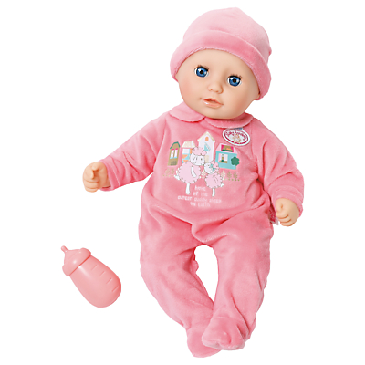 My First Baby Annabell Sleeping Eyes Doll