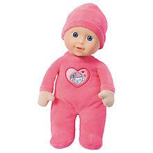 Buy Baby Annabell Newborn 22cm Baby Doll Online at johnlewis.com