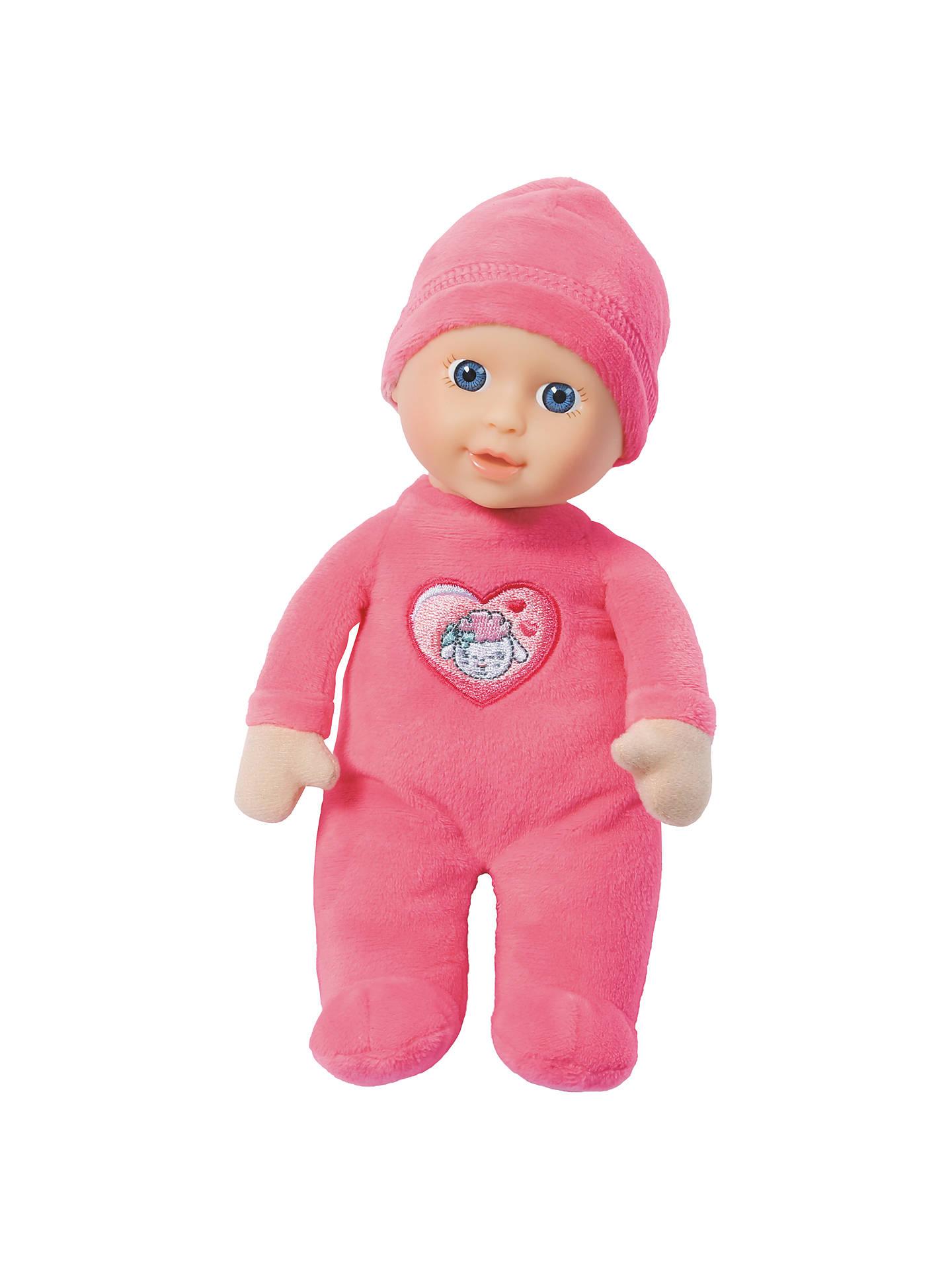 Baby Annabell Newborn 22cm Baby Doll at John Lewis & Partners
