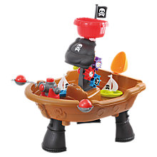 Buy Pirate Attack Water Table Online at johnlewis.com
