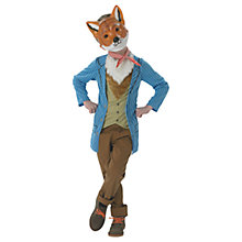 Buy Mr Fox Children's Costume Online at johnlewis.com