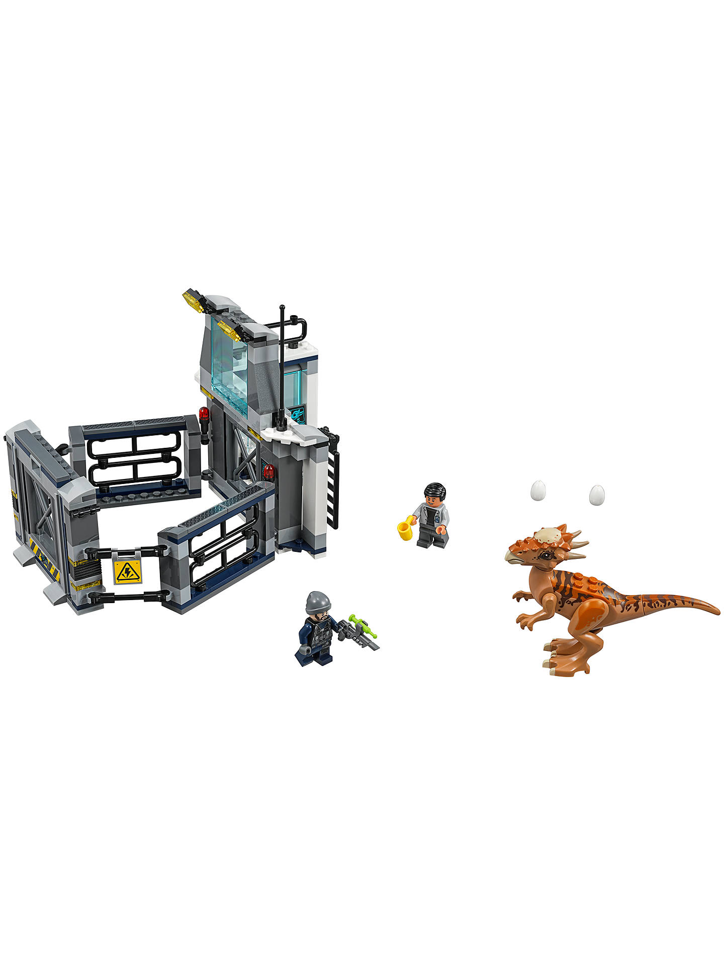 LEGO Jurassic World 75927 Stygimoloch Breakout STICKER SHEET