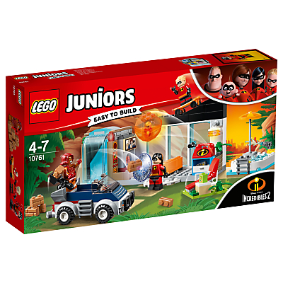 LEGO Juniors 10761 Incredibles 2 The Great Home Escape