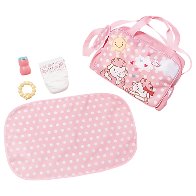 Zapf Baby Annabell Changing Bag
