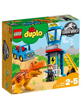 LEGO DUPLO 10880 Jurassic World T-Rex Tower