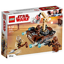 Buy LEGO Star Wars 75198 Tatooine Battle Pack Online at johnlewis.com