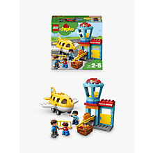 Buy LEGO DUPLO 10871 Airport Online at johnlewis.com