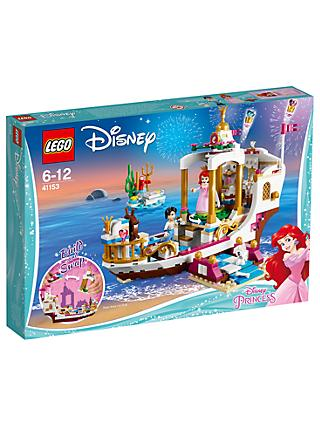 LEGO Disney Princess 41153 Ariel's Royal Celebrity Boat
