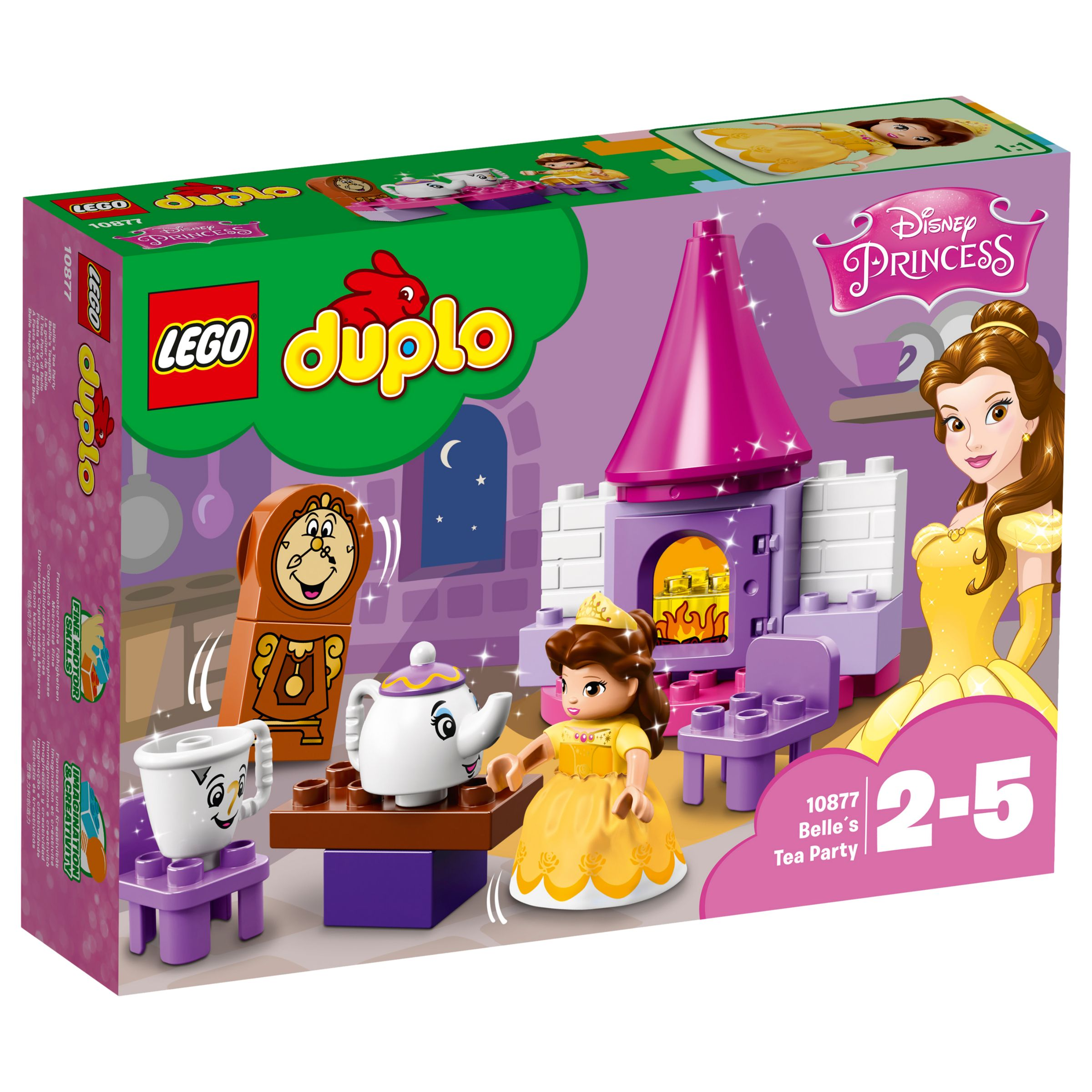 LEGO DUPLO 10877 Beauty and the Beast