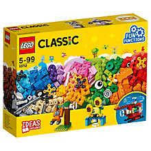 Buy LEGO Classic 10712 Bricks and Gears Online at johnlewis.com