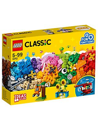 LEGO Classic 10712 Bricks and Gears