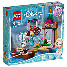Buy LEGO Disney Princess 41155 Elsa's Market Adventure Online at johnlewis.com