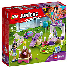 Buy LEGO Juniors 10748 Emma's Pet Party Online at johnlewis.com
