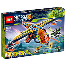 Buy LEGO Nexo Knights 72005 Aaron's X-Bow Online at johnlewis.com