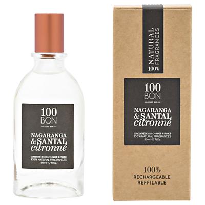 Image of 100BON Nagaranga & Santal Citronne Eau de Parfum Concentré, 50ml