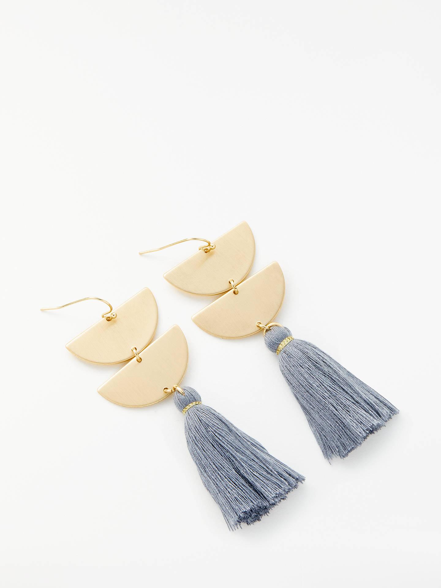 7b5590ab487 Buy John Lewis Tassel Earrings