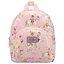 Buy Cath Kidston Children's Prancing Ponies Mini Backpack, Pink Online at johnlewis.com