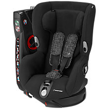 Buy Maxi-Cosi Axiss Group 1 Car Seat, Black Grid Online at johnlewis.com