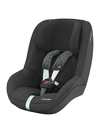 Maxi-Cosi Pearl Group 1 Car Seat, Black Grid