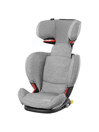 Maxi-Cosi Rodifix Air Protect Group 2/3 Car Seat, Nomad Grey
