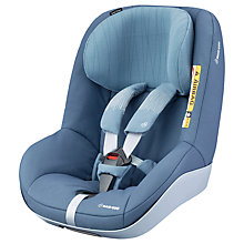 Buy Maxi-Cosi 2wayPearl i-Size Group 1 Car Seat, Frequency Blue Online at johnlewis.com