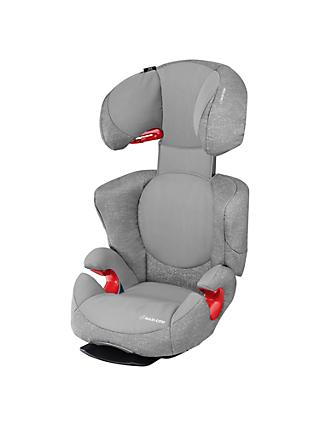 Maxi-Cosi Rodi Air Protect Group 2/3 Car Seat, Nomad Grey