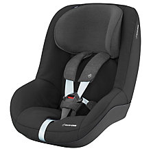 Buy Maxi-Cosi Pearl Group 1 Car Seat, Nomad Black Online at johnlewis.com