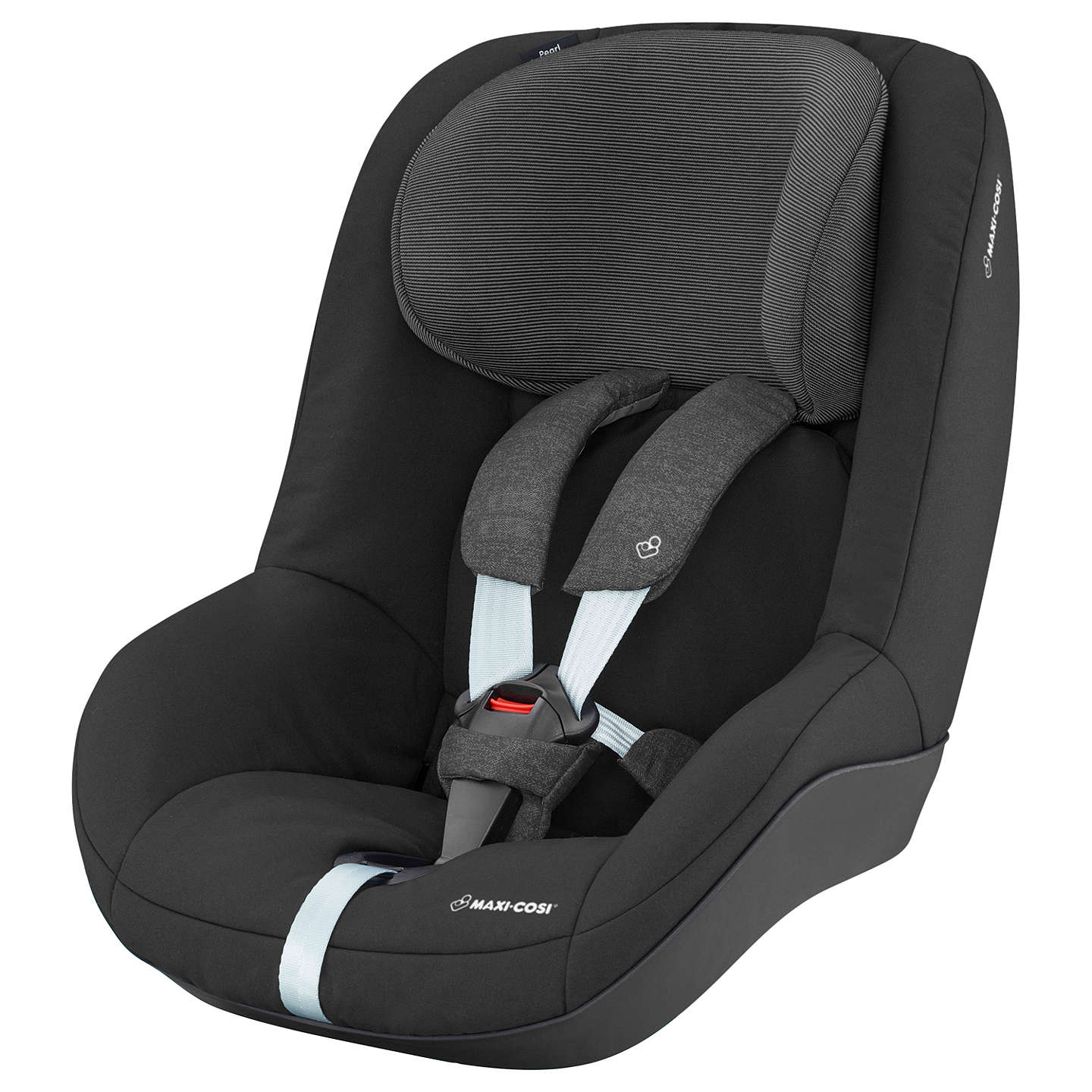 maxi cosi pearl group 1 car seat nomad black at john lewis. Black Bedroom Furniture Sets. Home Design Ideas