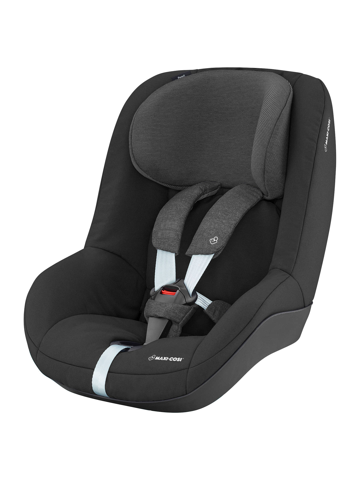maxi cosi pearl group 1 car seat nomad black at john. Black Bedroom Furniture Sets. Home Design Ideas