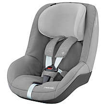 Buy Maxi-Cosi Pearl Group 1 Car Seat, Nomad Grey Online at johnlewis.com