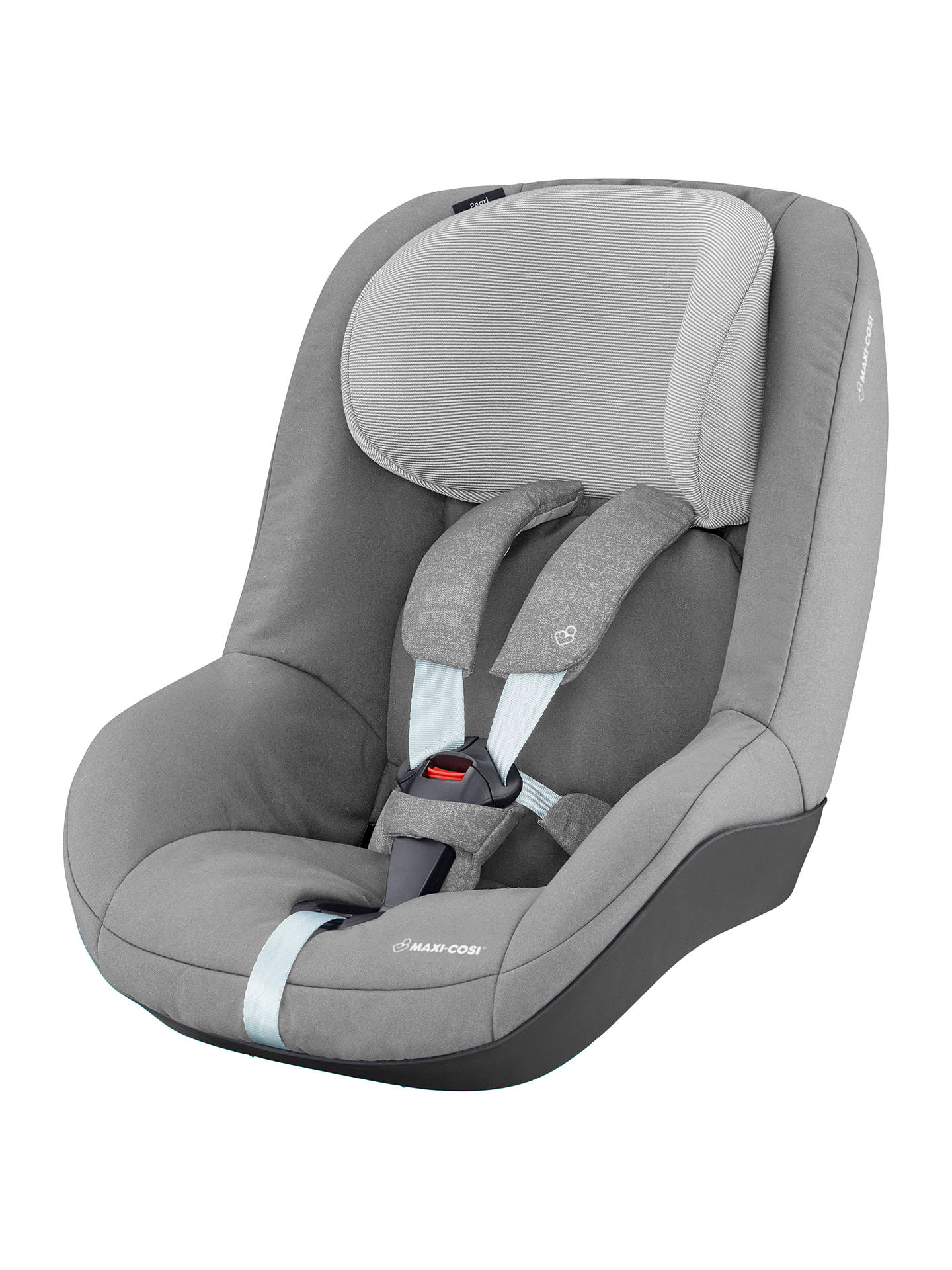 Maxi-Cosi Pearl Group 1 Car Seat, Nomad Grey at John Lewis & Partners