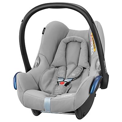 Maxi Cosi Cabriofix Car Seat – Nomad Grey