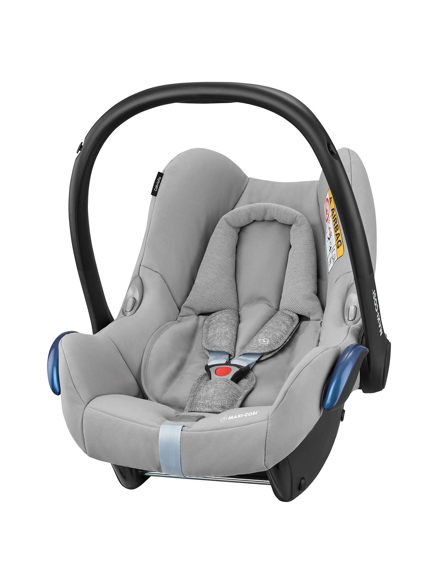 maxi cosi cabriofix group 0 baby car seat nomad grey at. Black Bedroom Furniture Sets. Home Design Ideas