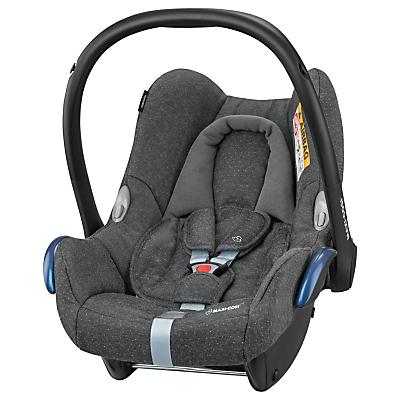 Maxi Cosi CabrioFix Car Seat – Sparkling Grey