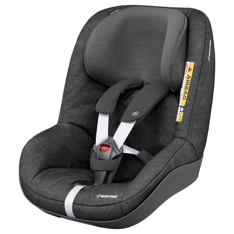 Maxi-Cosi 2wayPearl i-Size Group 1 Car Seat, Nomad Black at John Lewis