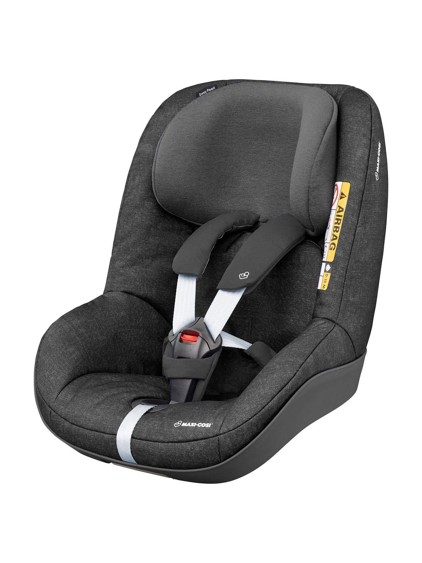 maxi cosi 2waypearl i size group 1 car seat nomad black. Black Bedroom Furniture Sets. Home Design Ideas