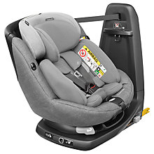 Buy Maxi-Cosi AxissFix Plus Group 0+ and 1 Car Seat, Nomad Grey Online at johnlewis.com