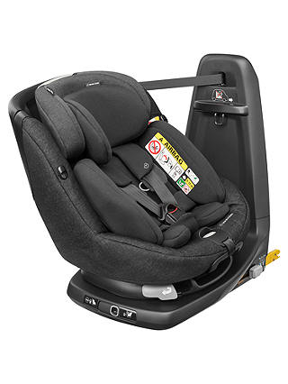 Buy Maxi-Cosi AxissFix Plus Group 0+ and 1 Car Seat, Nomad Black Online at johnlewis.com
