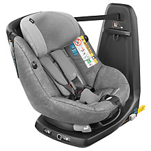 Buy Maxi-Cosi AxissFix Group 1 Car Seat, Nomad Grey Online at johnlewis.com