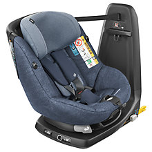 Buy Maxi-Cosi AxissFix Group 1 Car Seat, Nomad Blue Online at johnlewis.com