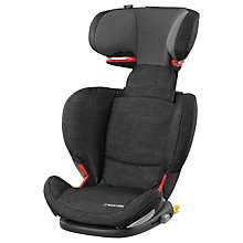 Buy Maxi-Cosi Rodifix Air Protect Group 2/3 Car Seat, Nomad Black Online at johnlewis.com