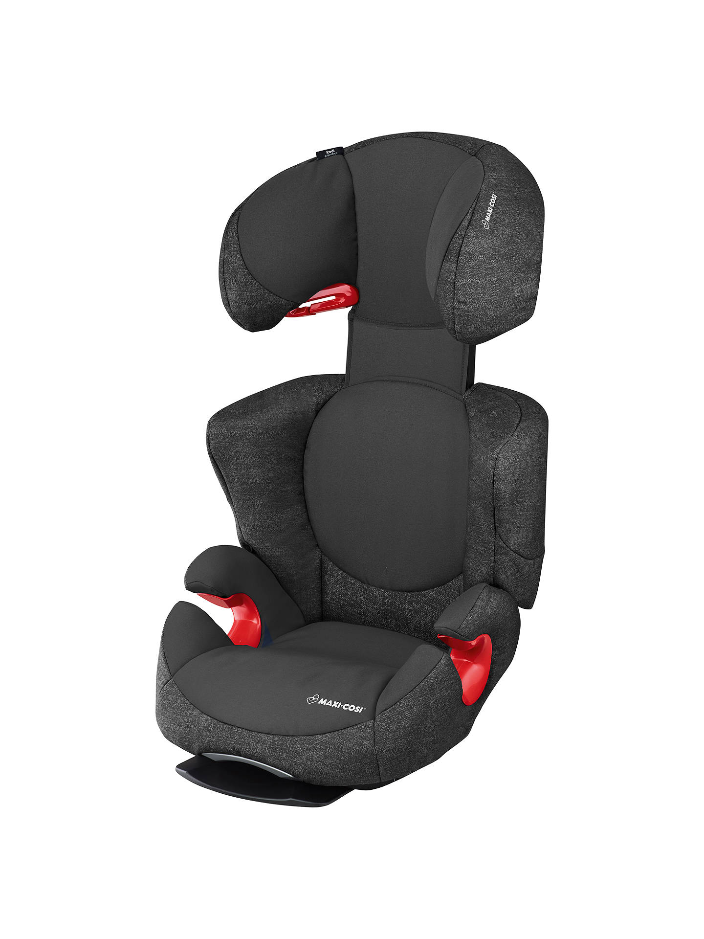 maxi cosi rodi air protect group 2 3 car seat nomad black. Black Bedroom Furniture Sets. Home Design Ideas