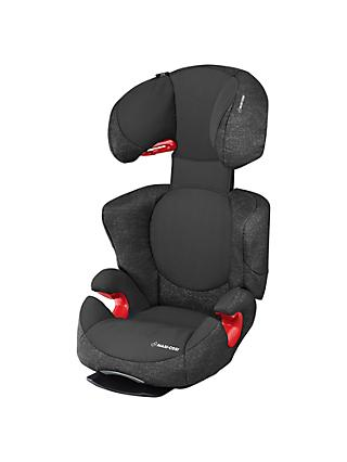 Maxi-Cosi Rodi Air Protect Group 2/3 Car Seat, Nomad Black