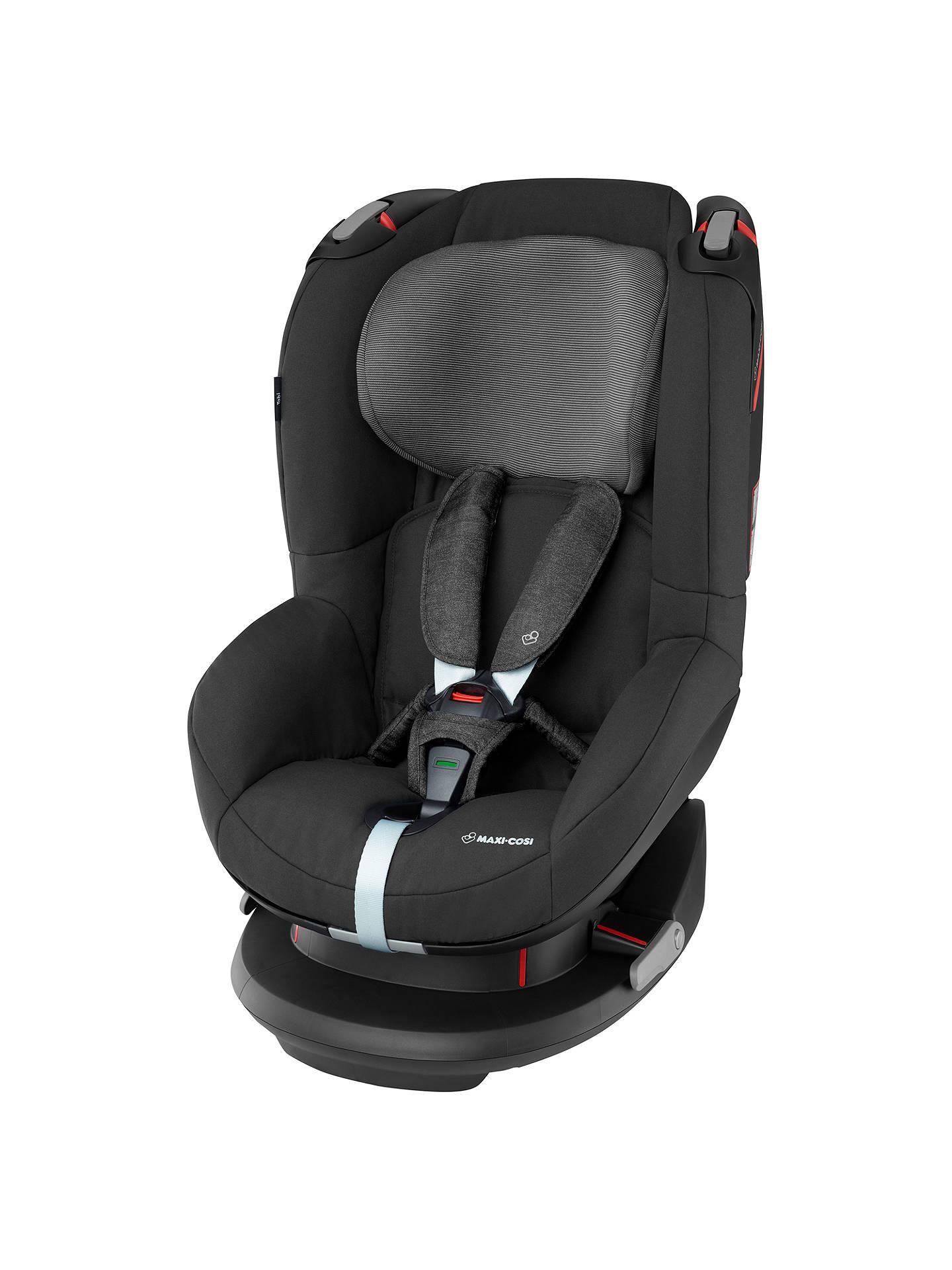 maxi cosi tobi group 1 car seat nomad black at john lewis. Black Bedroom Furniture Sets. Home Design Ideas